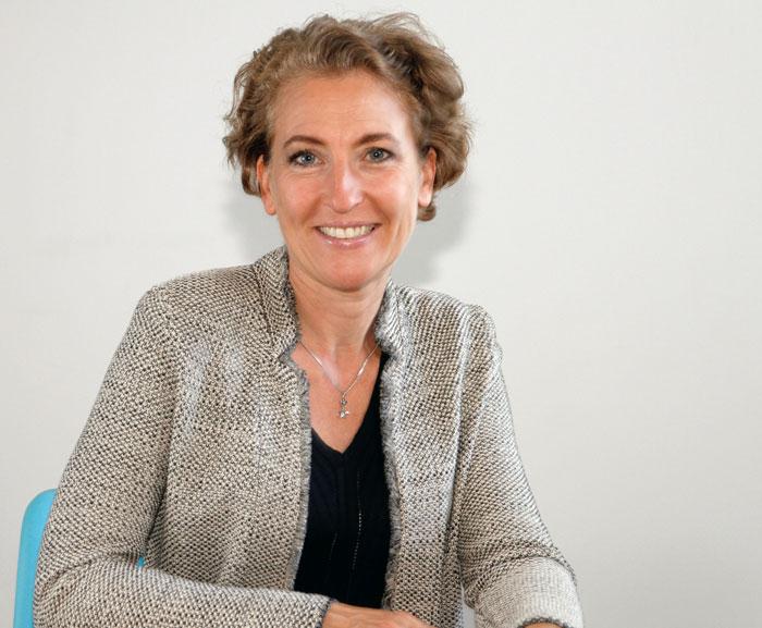 Claudia Fochler, Inhaberin von Marketing4IT