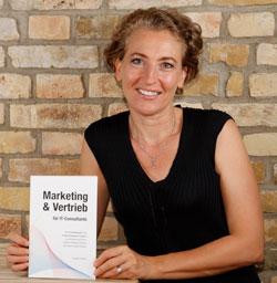 Buch über Marketing Vertrieb für IT-Consultants